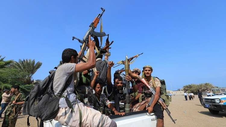 جماعة أنصار الله الحوثيين - أرشيف