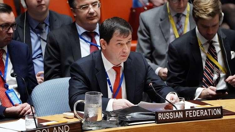 روسيا تدعو إلى رفع العقوبات الدولية عن السودان