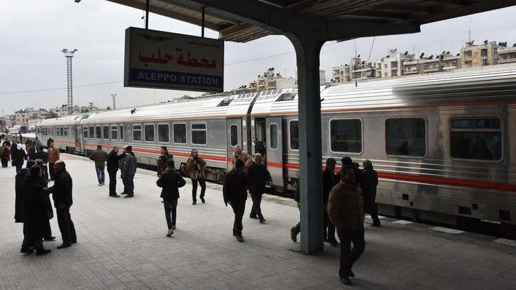 وزير النقل السوري: ربط سوريا مع العراق وإيران بالسكك الحديد من أولوياتنا