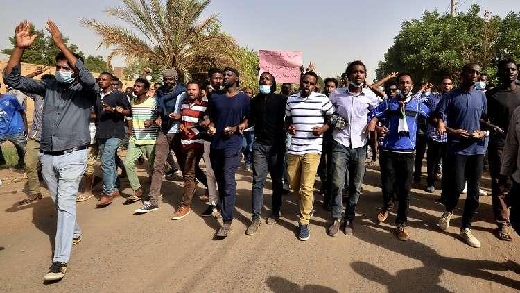 موسكو: احتجاجات السودان شأن داخلي لدولة ذات سيادة