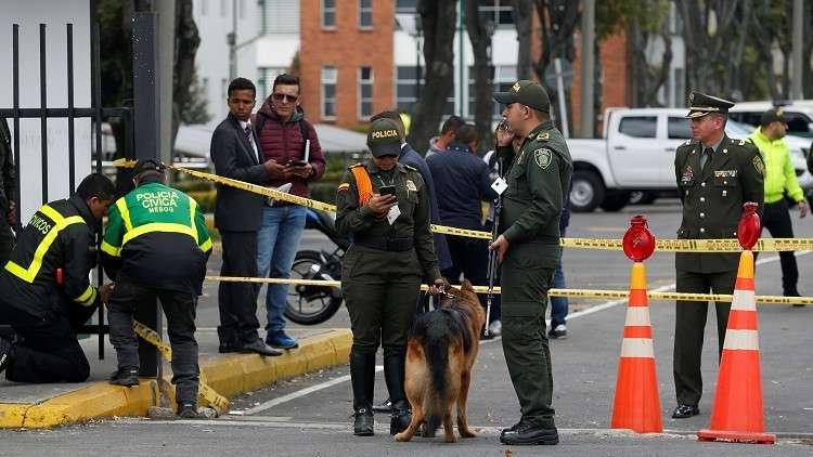 مقتل 10 أشخاص وإصابة العشرات في تفجير سيارة مفخخة بالعاصمة الكولومبية