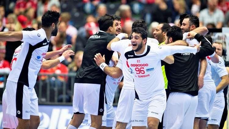 تونس تتأهل إلى ثاني أدوار كأس العالم لكرة اليد