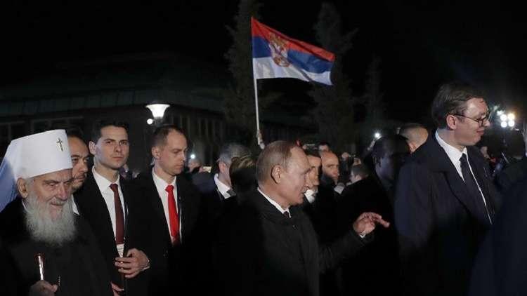 من أين ظهر الوهابي الذي استعد لاغتيال بوتين في صربيا