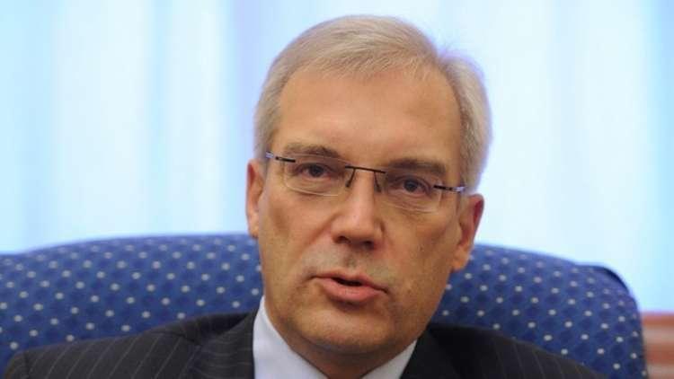 الخارجية الروسية: موسكو تحاول منع تردي الأمن العالمي بسبب واشنطن