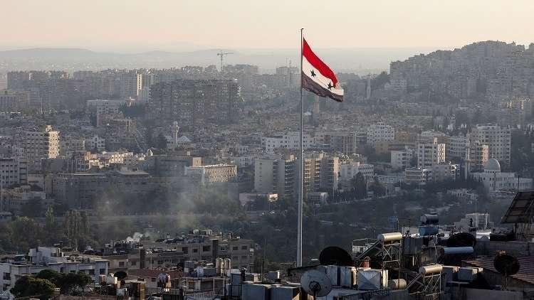 تفجير إرهابي قرب دمشق
