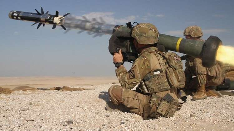 صحيفة: الوحدات الكردية حصلت على مضادات أمريكية للدبابات