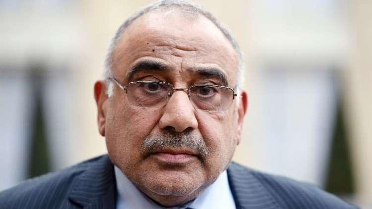 رئيس الوزراء العراقي المكلف عادل عبد المهدي