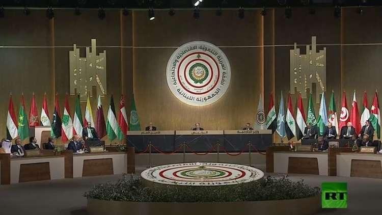 باسيل: أمير قطر كسر الحصار ولمسنا تجاوبا بشأن عودة سوريا للجامعة العربية