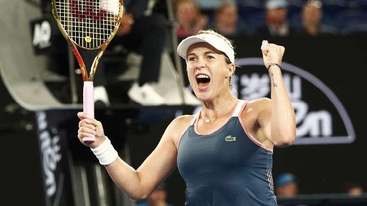 الروسية بافليوتشينكوفا تبلغ ربع نهائي أستراليا المفتوحة
