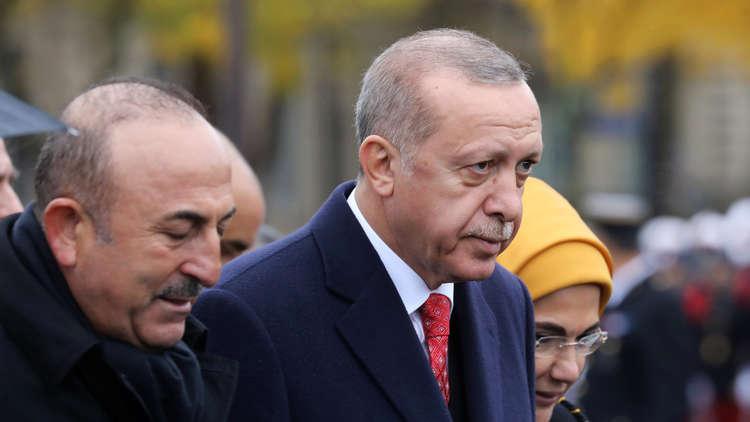 صحيفة سعودية تعلق على حديث أردوغان عن