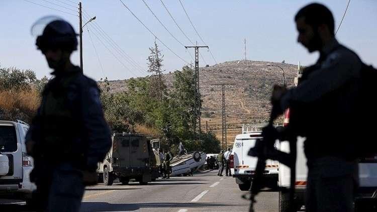 رجال الأمن الإسرائيلي - أرشيف