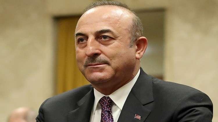 وزير الخارجية  التركي: أزمة حلب حرمتنا من النوم ثلاثة أيام!