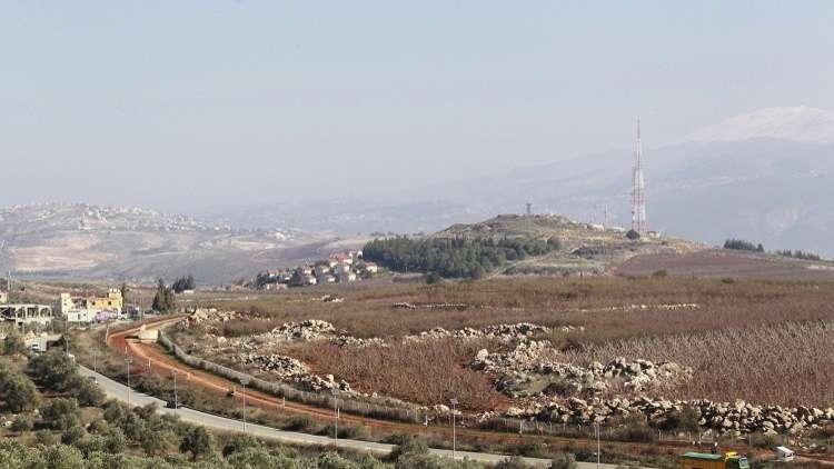 لبنان.. العثور على بقايا صاروخ من الغارات الإسرائيلية على سوريا