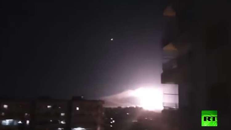 سوريا تحت النار.. ماذا وراء الضربات الإسرائيلية