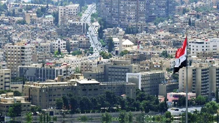 دمشق الرائعة