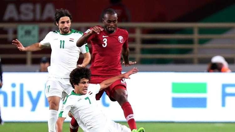 منتخب قطر يكمل عقد الدور ربع النهائي لبطولة كأس أمم آسيا لكرة القدم