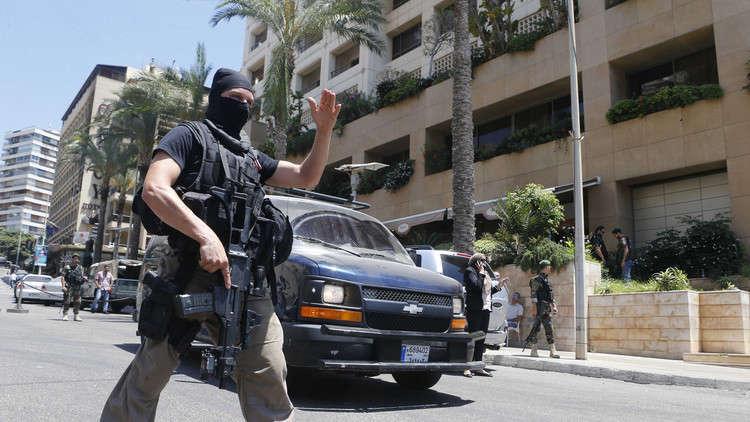 أحد رجال الأمن في لبنان (أرشيف)