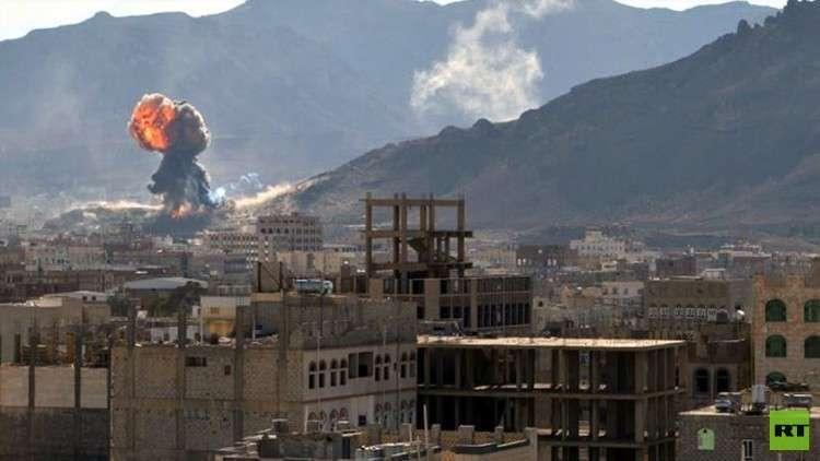 اليمن.. انفجارات عنيفة تهز العاصمة صنعاء