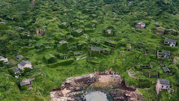 أجمل الأماكن المهجورة في العالم/هوتوان في الصين