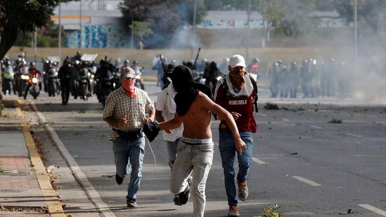 مصادر في المعارضة الفنزويلية: مقتل 6 محتجين خلال اليوم