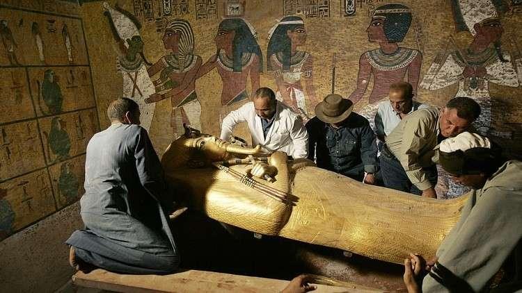 مقبرة توت عنخ آمون بحلة جديدة بعد ترميم مذهل كشف غموض