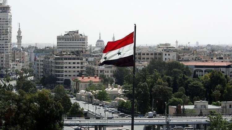 سوريا تدين التعاطي الأمريكي مع الأزمة في فنزويلا