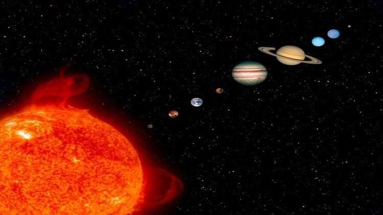 ما هي الكواكب التي يمكنك رؤيتها من الأرض بالعين المجردة؟