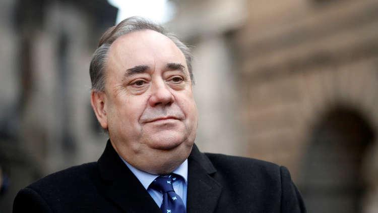اعتقال رئيس حكومة إسكتلندا السابق