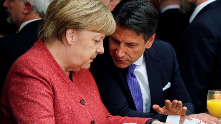 ألمانيا تدخل