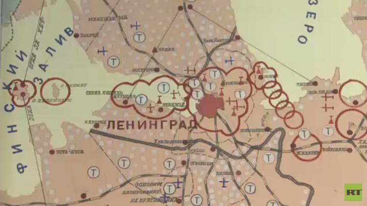 75 عاما على كسر حصار لينينغراد