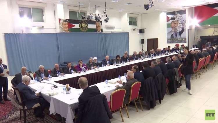 قرار بتشكيل حكومة فلسطينية