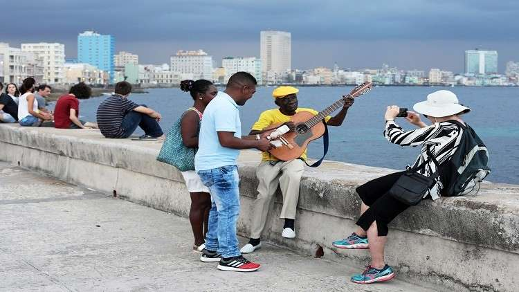 صورة ارشيفية لمدينة هافانا