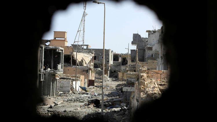 سرت - ليبيا - أرشيف