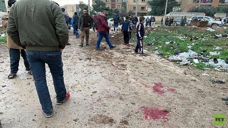 إصابة مدنيين باستهداف سيارة شمالي سوريا