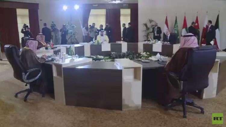 اجتماع وزاري بالأردن لبحث ملفات المنطقة