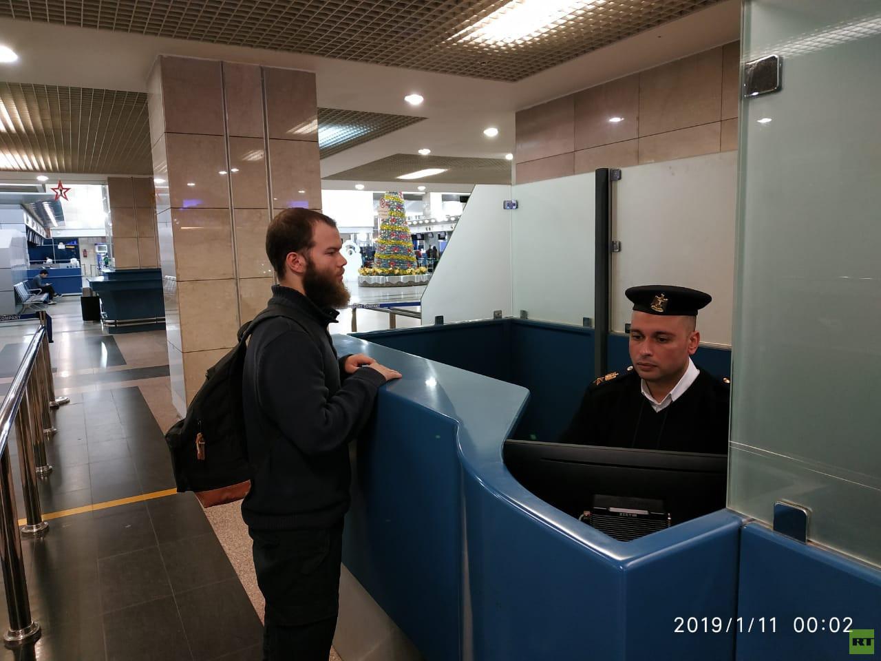 السلطات المصرية ترحل طالبا ألمانيا بشبهة محاولته الانضمام لـ