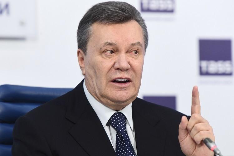 أوكرانيا.. حكم غيابي بالسجن 13 عاما على الرئيس السابق يانوكوفيتش
