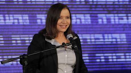 شيلي يحيموفيتش رئيسة للمعارضة الإسرائيلية الجديدة