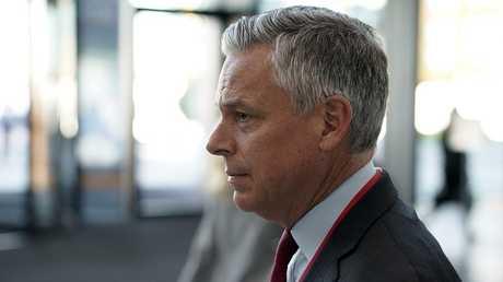 السفير الأمريكي لدى موسكو جون هانتسمان