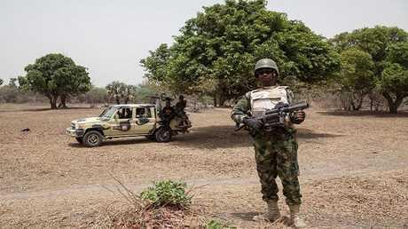 جندي نيجري (صورة أرشيفية)