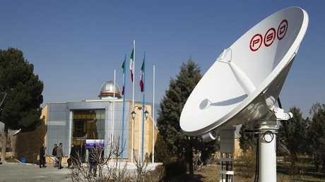 الوكالة الإيرانية للفضاء