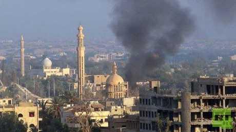 محافظة دير الزور السورية - أرشيف