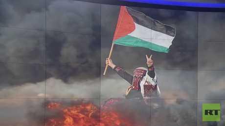 إصابات بقطاع غزة في جمعة مقاومة التطبيع