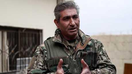 """القيادي البارز في """"قوات سوريا الديمقراطية"""" ريدور خليل"""