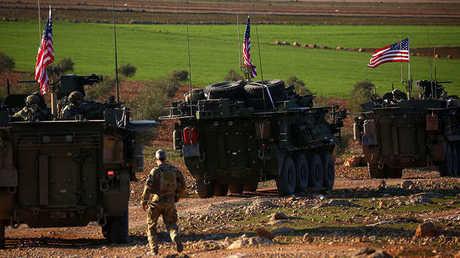 القوات الأمريكية في سوريا- أرشيف