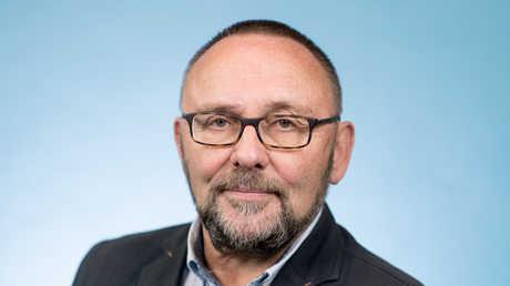 فرانك ماغنيتس، النائب في البرلمان الألماني عن حزب