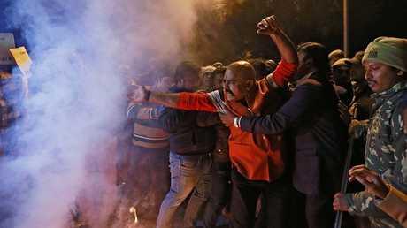 احتجاجات في الهند على مسودة قانون الجنسية