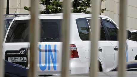 فريق تابع للأمم المتحدة في سوريا