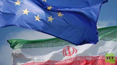 إيران الاتحاد الأوروبي