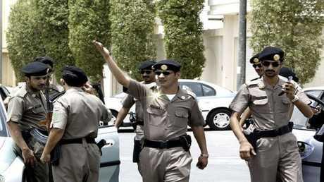 الأمن السعودي - أرشيف